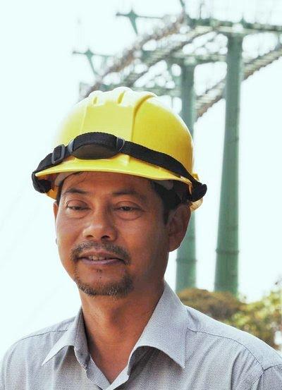 Kỹ xư Vũ Huy Thắng