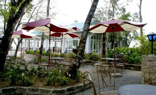 Nhà hàng cafe Doumer Bà Nà