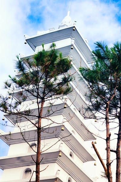 Tháp Nghinh Phong Tự Bà Nà