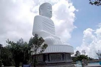 Tượng Phật chụp nghiên